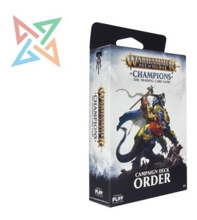 Warhammer Age Of Sigmar Champions Tcg: Campaign Deck Order