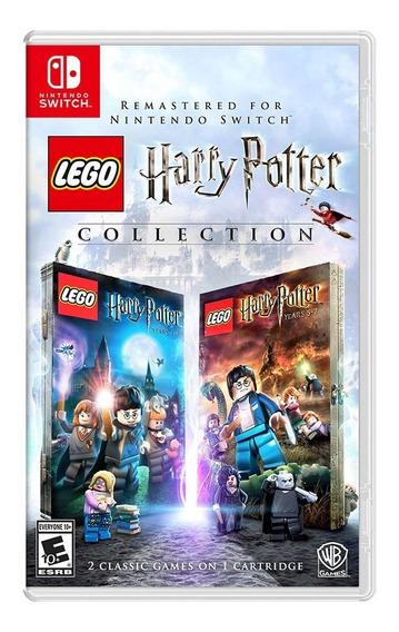Lego Harry Potter Collection - Nintendo Switch - Novo