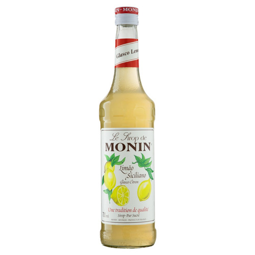 Xarope Limão Siciliano Monin Garrafa 700ml