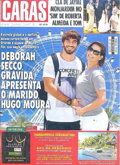 Caras 1132: Deborah Secco / Kylie Minogue / Paulo Gustavo