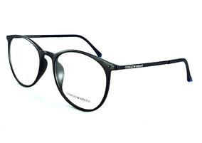 Armação P/ Óculos De Grau Masculino Redondo Ls310 Original