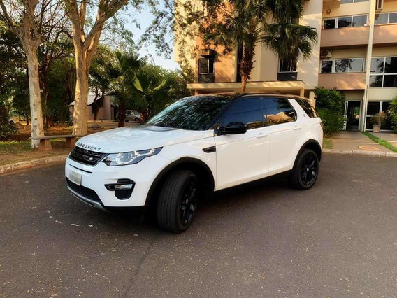 Land Rover Discovery Sport 2018 2.0 Hse Sd4 5p