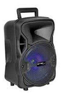 Parlante Bt Karaoke Space 8 C/ Mic - Netmak