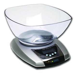 Balanza De Cocina Digital Aspen Ek3052 Pesa Solido Liquido