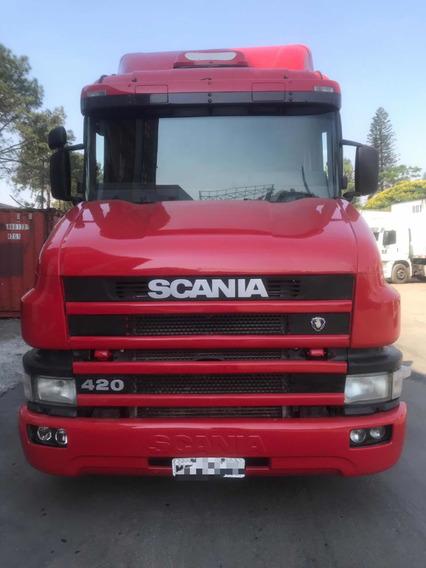 Scania 124 420 Temos 6x2 E 4x2 Tambem