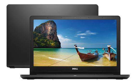 Notebook Dell Intel Core I3 8gb Ddr4 512 Ssd Tela 15.6 Hd