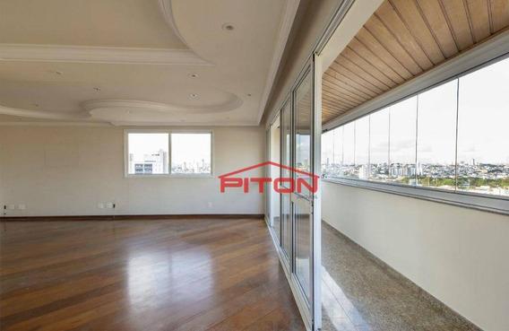 Apartamento Com 4 Dormitórios À Venda, 183 M² Por R$ 980.000,00 - Carrão - São Paulo/sp - Ap1825