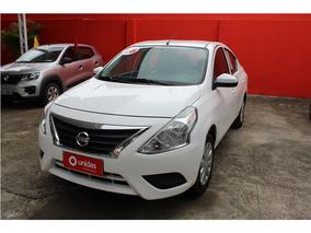 Nissan Versa 1.6 16v Flex Sv 4p Xtronic