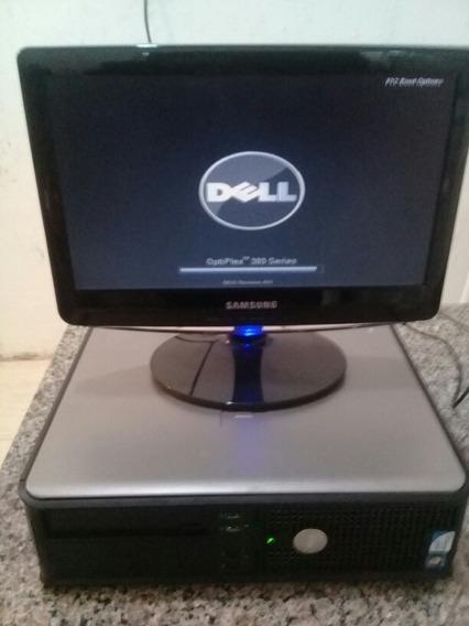Dell Optiplex 380 Dual C E5300 2.60ghz 4g Ram Ddr3 320gb Hd