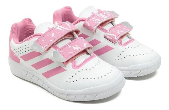 Tenis adidas Quicksport Feminino Velcro - Ref 68414 Promoção