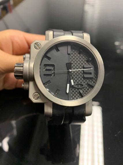Relogio Oakley Gearbox Titanium Edicao Especial Original