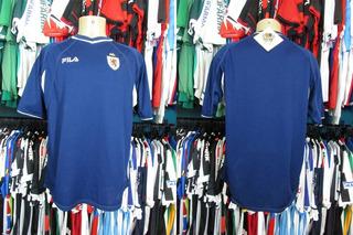 Escócia 2000 Camisa Titular Tamanho G.
