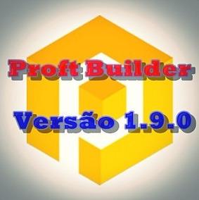 Plugin Proft Builder Atualizado 2017 - 1.9.0 + Bônus