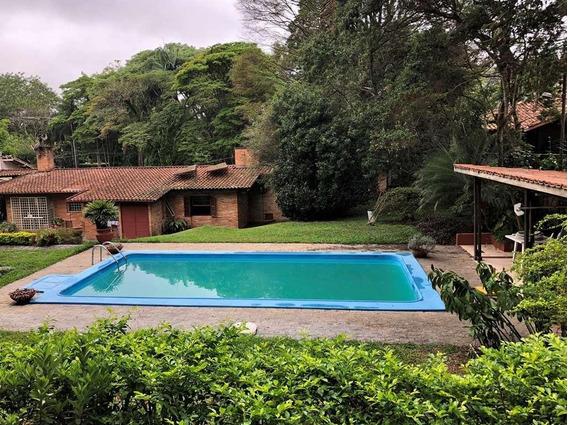 Casa Em Miolo Da Granja, Cotia/sp De 482m² 3 Quartos Para Locação R$ 8.000,00/mes - Ca308827