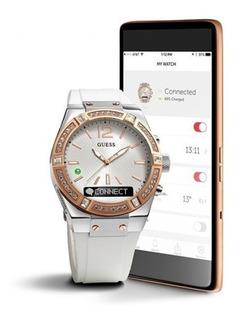 Reloj Unisex Guess C0002m2 Smartwatch Agente Oficial M