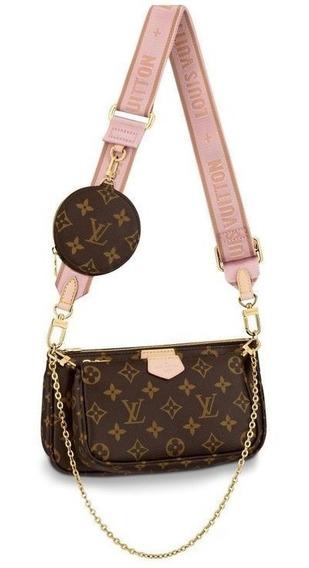 Bolso Louis Vuitton Multi Pochette Para Mujer