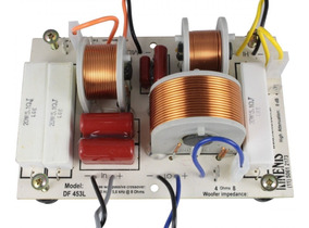 Divisor Freq 3vias 450w P/altofal+driver+tw - Df 453 L Nenis