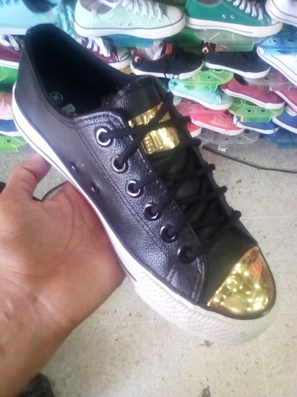 Zapato Tipo Convers De Dama