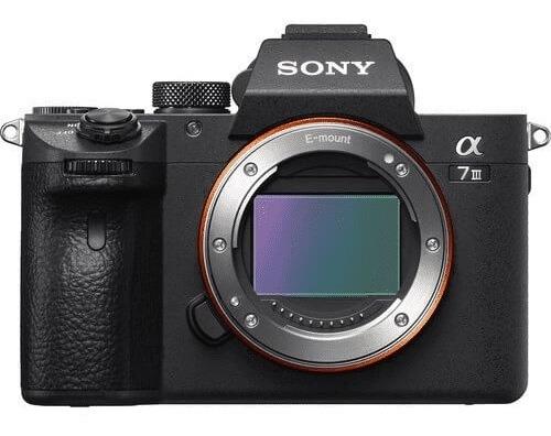 Camera Sony Alpha A7iii No Brasil A7 Iii A73