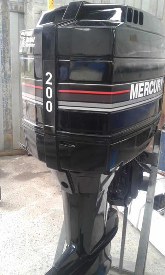 Motor Mercury 200 Hp 2 Tiempos ( Yamaha Jhonson )