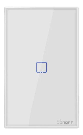 Sonoff 1 Botão Touch - T2 Us Rf433mhz / Google Assistente