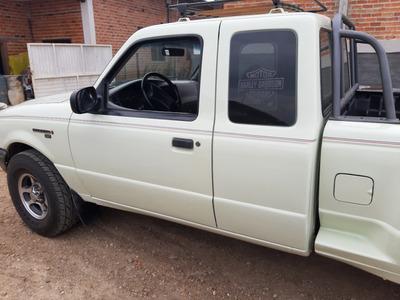 Ranger Xlt Cab Estendida Splash 4x4 , Diesel 2.5 Turbo