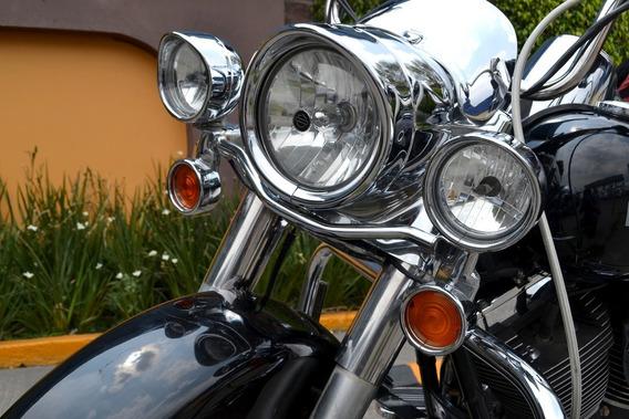 Poderosa Harley Davidson Road King Custom 1450cc Equipada