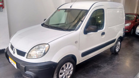 Renault Kangoo 1.6 Gnc Confort Plc 2011 Permuto Financio Wr
