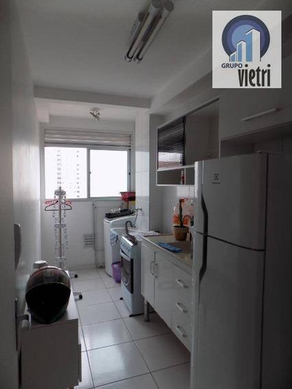 Apartamento Para Alugar, 45 M² Por R$ 1.600,00/mês - Barra Funda - São Paulo/sp - Ap4056