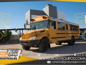 Autobus Escolar De Pasajeros International