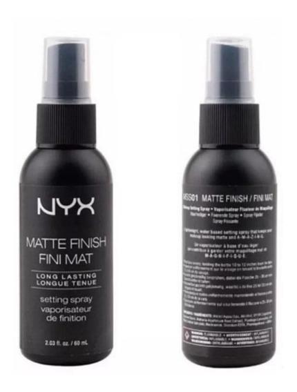 Fijador Maquillaje 24 Horas Nyx (50mil400)