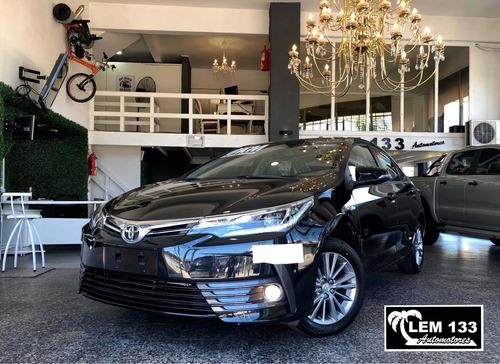 Toyota Corolla  Xei Pack 1.8mt 0km Full-full , Anticipo $