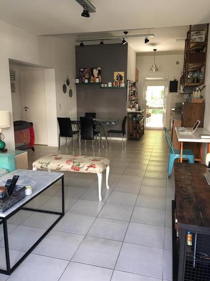 Casa En Venta De 2 Dorm Con Jardin Y Parrilla El Palmar Nordelta