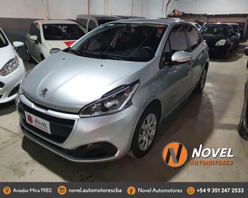 Peugeot 208 1.6 2019!! Igual A Nuevo, Recibo Menor, Financio