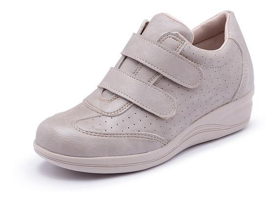 Tênis Sapatenis Confort Macio Antiderrapante Sapato Esporão
