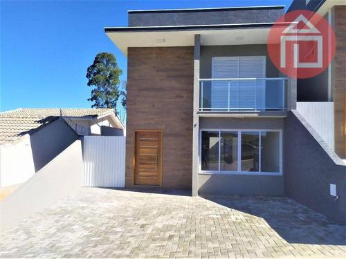 Imagem 1 de 20 de Casa Com 3 Dormitórios À Venda, 120 M² Por R$ 620.000,00 - Chácara Portal Das Estâncias - Bragança Paulista/sp - Ca2915