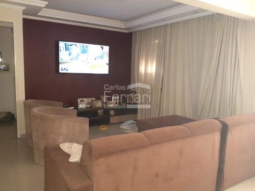 Imagem 1 de 8 de Apartamento Na Região Da Pompéia Aceita Permuta - Cf25387