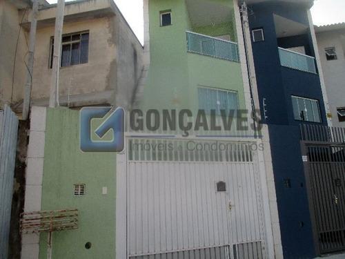 Venda Sobrados Santo Andre Jardim Bela Vista Ref: 130719 - 1033-1-130719