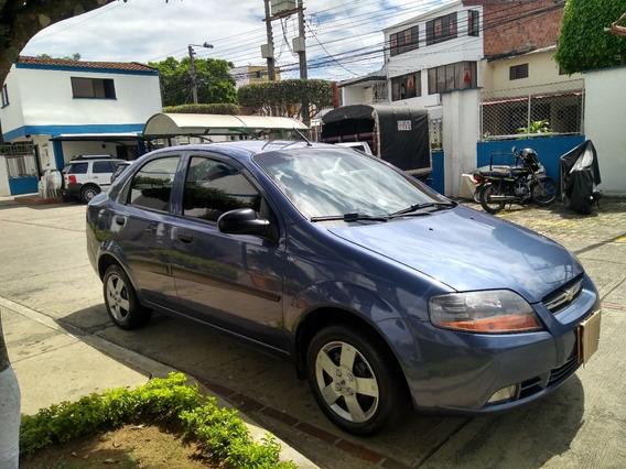 Chevrolet Aveo 1.6 Ls 2009