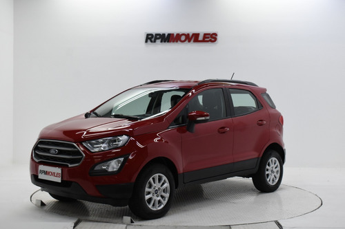 Ford Ecosport Se 1.5 At Tela 2019 Rpm Moviles
