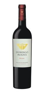 Vino Domingo Molina Malbec 750ml. - Envíos