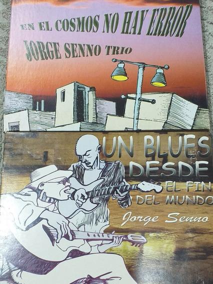 Lote Cd Blues Jorge Senno