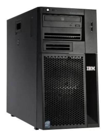 Servidor Ibm System Xeon X3200 M3 - 16gb - 2 Hds De 1tb Cada ***frete Grátis***