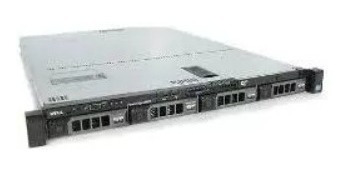 Servidor Dell Poweredge R420 Dual Xeon E5-2440 / 2x8gb Ram