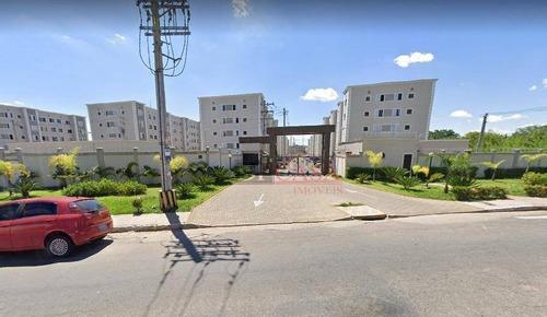 Imagem 1 de 18 de Apartamento Com 2 Dormitórios À Venda, 45 M² Por R$ 175.000 - Parque Santa Rosa - Suzano/sp - Ap5150