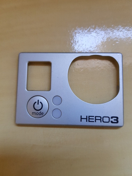 Frente Gopro Hero 3