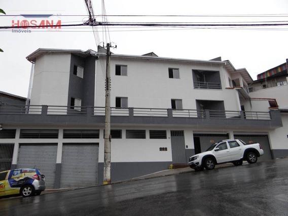 Casa Com 2 Dormitórios Para Alugar, 60 M² Por R$ 1.050,00/mês - Serpa - Caieiras/sp - Ca0610