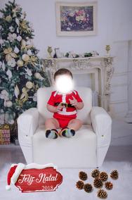 Fundo Fotográfico Natal