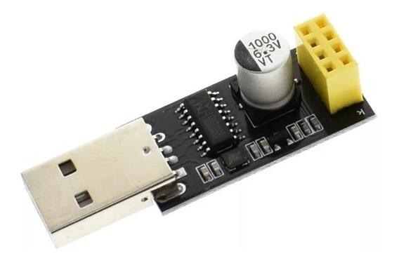 Adaptador Programador Usb Uart P/ Módulo Wifi Esp8266 Esp-01