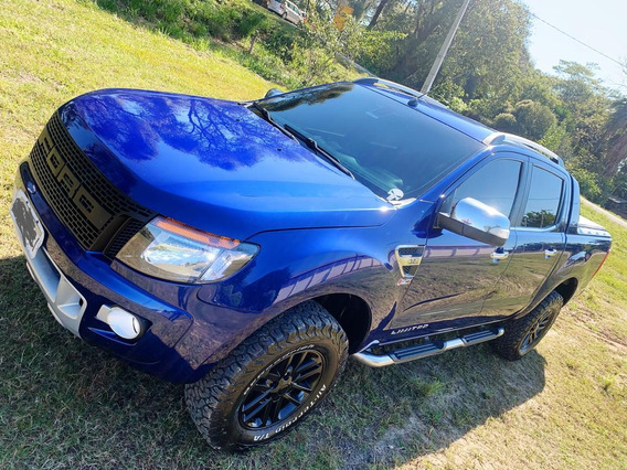 Ford Ranger 3.2 Limited Cabine Dupla 4x4 Diesel Automatica